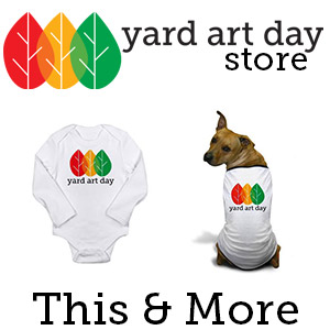 Shop at the Yard Art Day Store