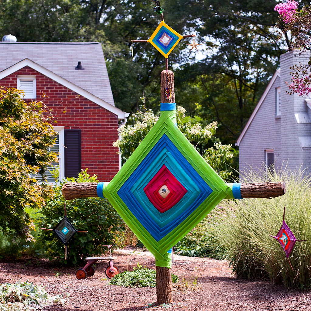 Yard Art by Katie & Gary Rubin
